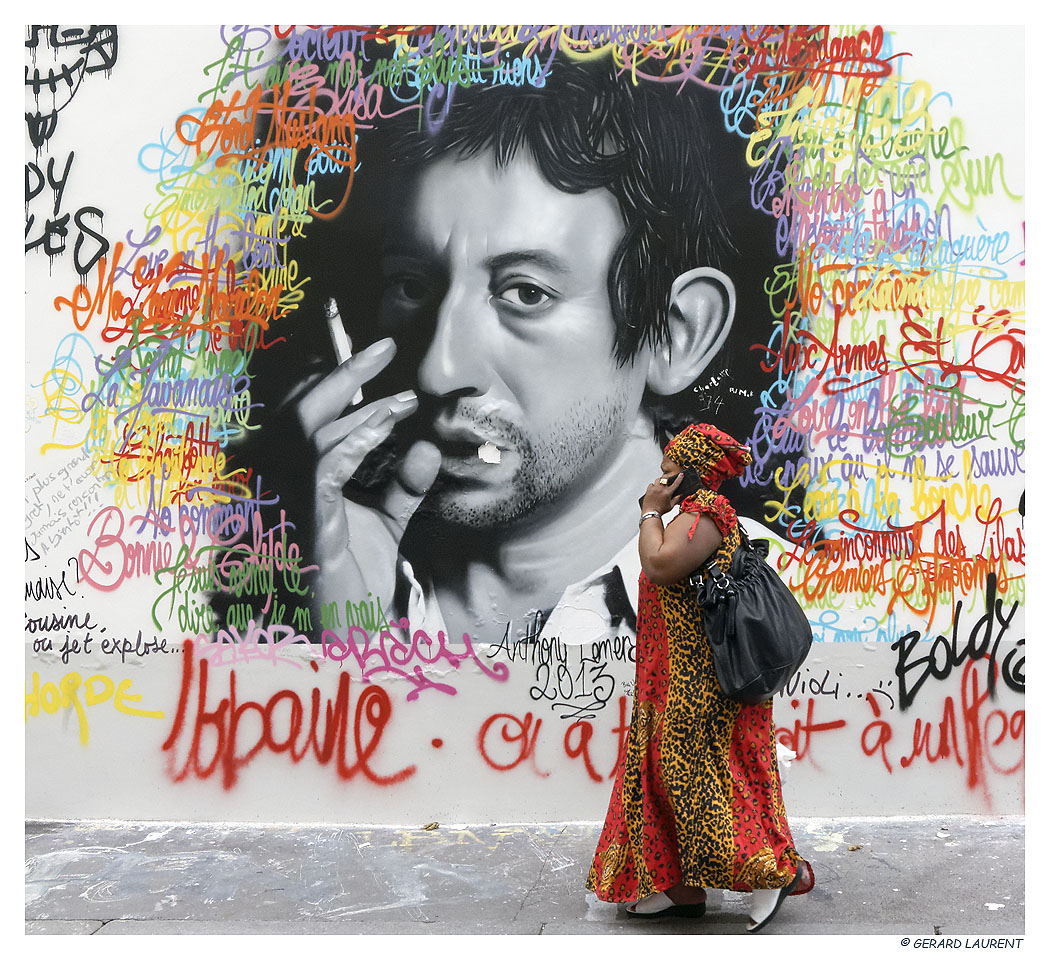 Today's picture : Allo, Serge Gainsbourg?