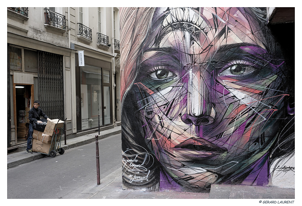 Street Art – Hopare : Attention, chef d'oeuvre