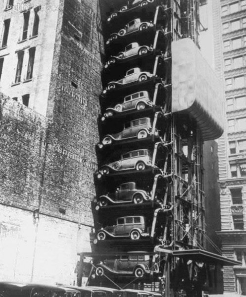 A la recherche du parking perdu (via le Chicago-Magazine)