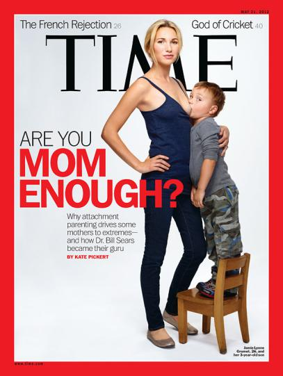 Are you mom enough? (Time)