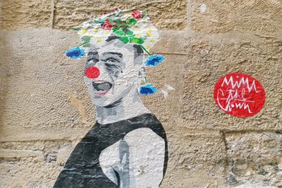 Mimi the Clown #2 rue Saint Merri