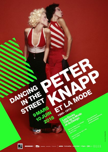 Peter Knapp à la Cité de la Mode - Dancing in the Street