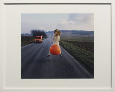 Peter Knapp et la mode - Dancing in the Street - Cité de la Mode et du Design - On the road to Thoiry, 1970