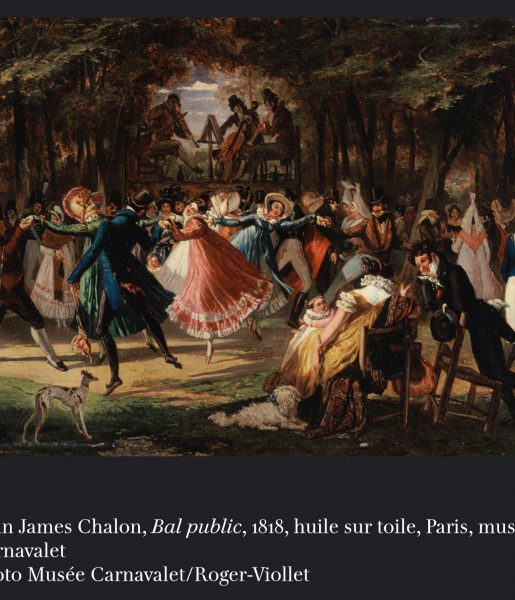 Bal public – John James Chlon 1818