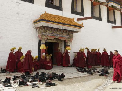 Today's picture : Le monastère de Labrang – 2019