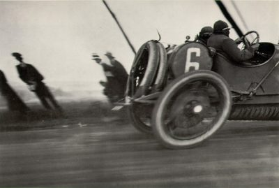 Photo Jacques-Henri Lartigue (1912)