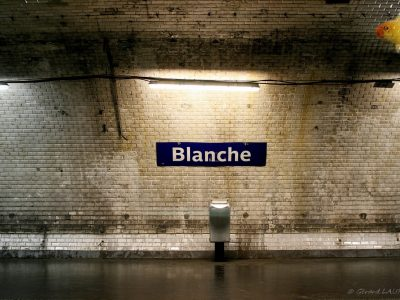 Today's picture : Blanche, Blanche… As-tu vu le Coronavirus?